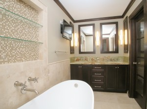 Atlanta and Savannah Master Bathroom Renovations