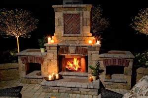 Fireplace Patio in Atlanta and Savannah